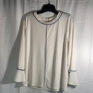NWT Anne Klein blouse Size medium